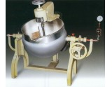 可倾带搅拌式夹层锅