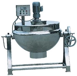 可倾电加热夹层锅