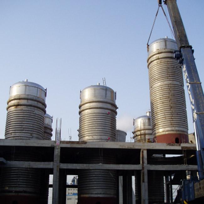 大型生物发酵罐